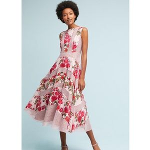 Tracy Reese Anthropologie dress Kensington 2p 2